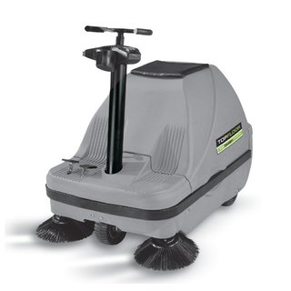 Topfloor TF100R-TRS Ride-on Floor Sweeper