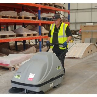 Topfloor TF100-TRS Floor Sweeper