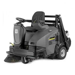 Karcher (KM 105/110) Ride-on Floor Sweeper