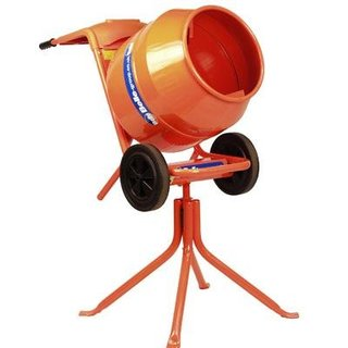110v Electric Cement Mixer