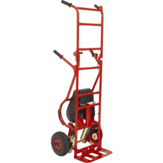 Powered Step Climbing Truck