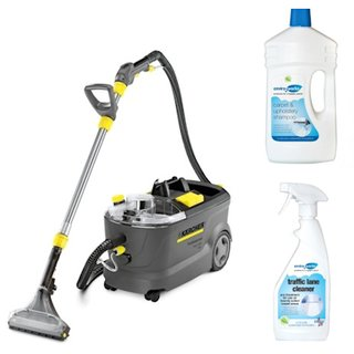 Package Deal: Karcher Carpet Cleaner
