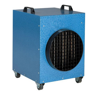3 Phase Industrial Fan Heater