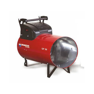 Small 240v LPG Gas Heater