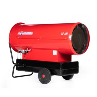 110v 111kW Direct Fired Diesel Heater