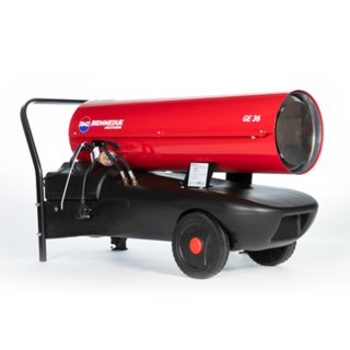 240v 49kW Direct Fired Diesel Heater