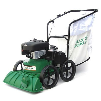 Billy Goat Leaf Vacuum Hire