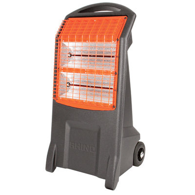 infrared heater hire