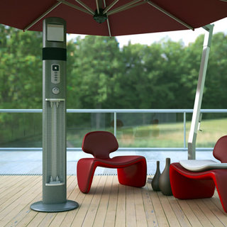 Zeus Patio Heater - 240v