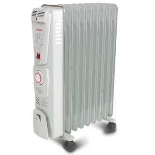240v Oil Filled Electric Radiator