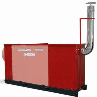 Scudo 115 Indirect Heater