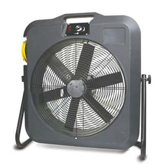 Down Draft Air Mover