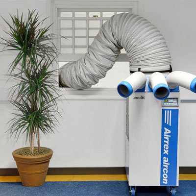 Airrex commercial air conditioner hire