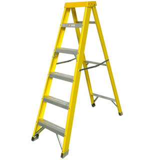 Fibreglass Stepladder - 6 Tread