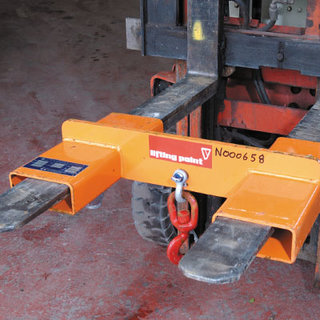 Fork Lift Hook Attachment - 2T