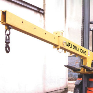 Fork Lift Gantry Jib - 3T Adjustable