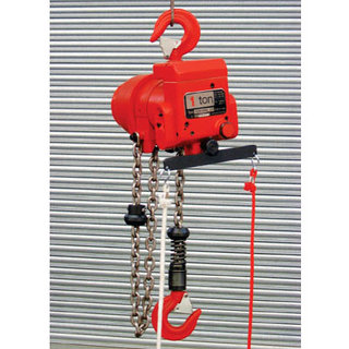 Air Chain Hoist - 3T 15m