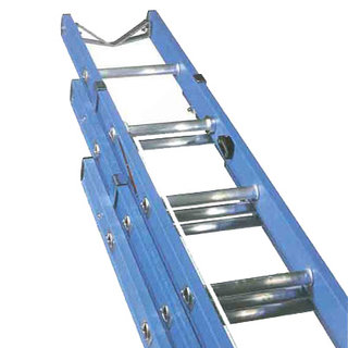 Triple Fibreglass Ladder