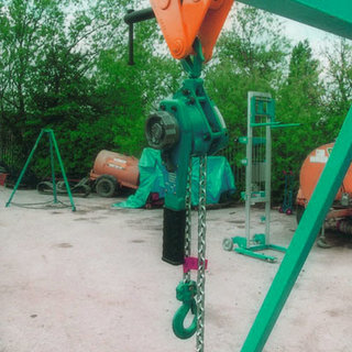Adjustable Girder Clamp - 5T
