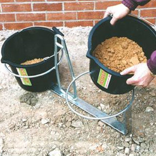 2 Bucket Carrier