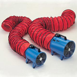 Fume Extractor Ducting - 150mm