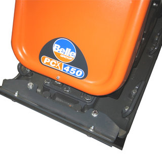 Rubber Base for Vibrating Plate